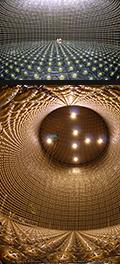 Super-Kamiokande neutrino observatory - thumbnails